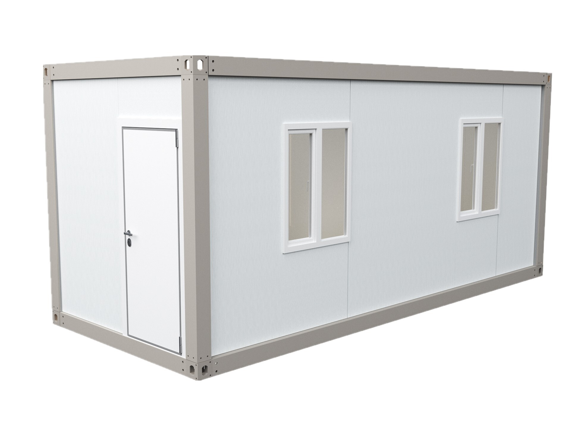 Flatcuby container house
